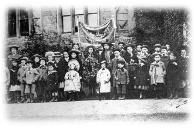 May Day, 1909