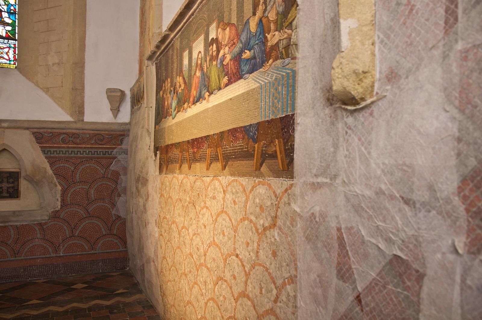 mosaics eltoline tissue applied 1997